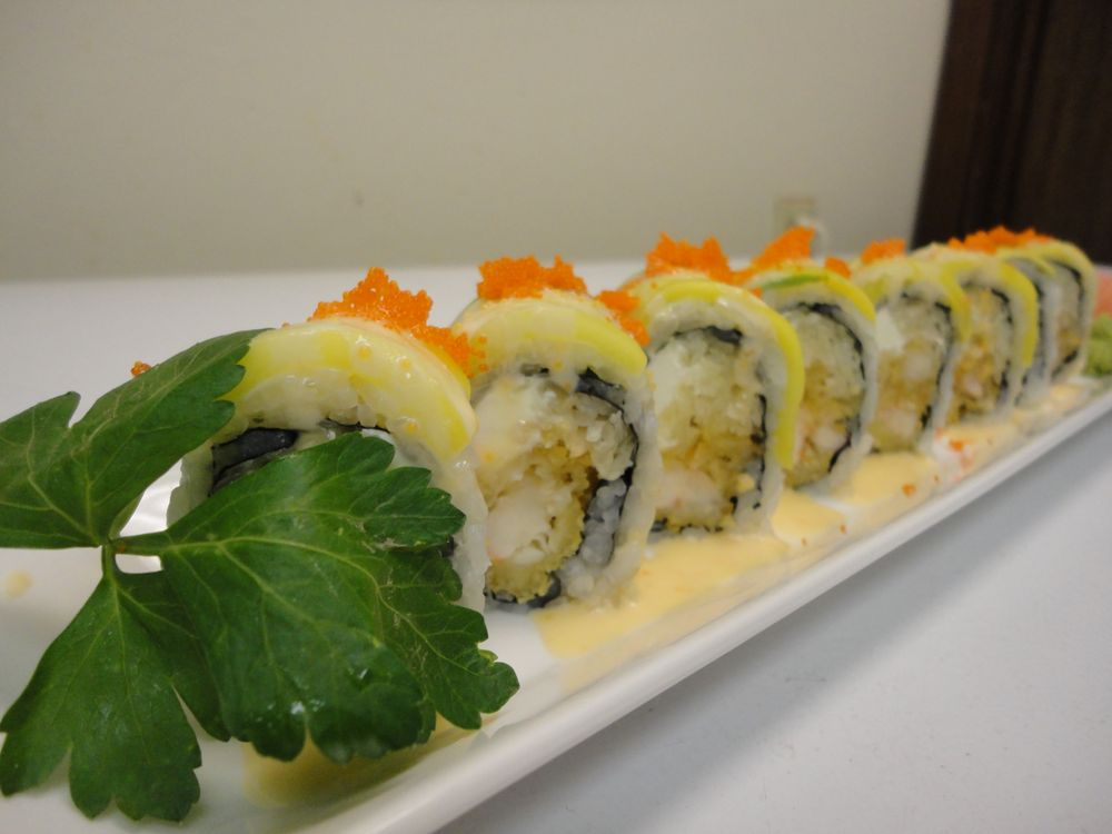 Fuji Sushi & Grill: 1430 W 7th Ave, Corsicana, TX