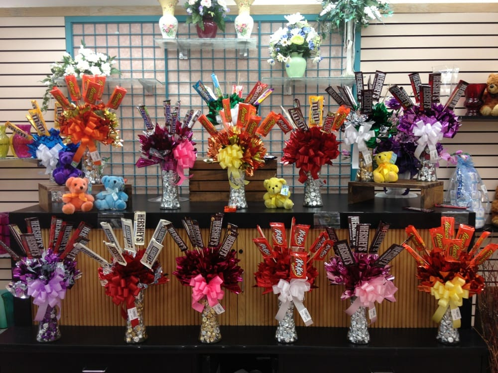 Candy bouquets - Yelp