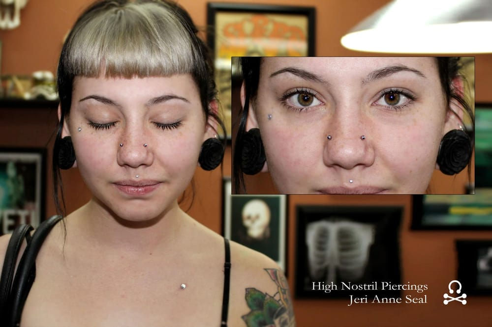 Matching High Nostril Piercings By Jeri Anne Yelp