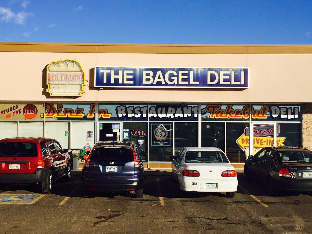 The Bagel Deli & Restaurant - Denver, CO, United States