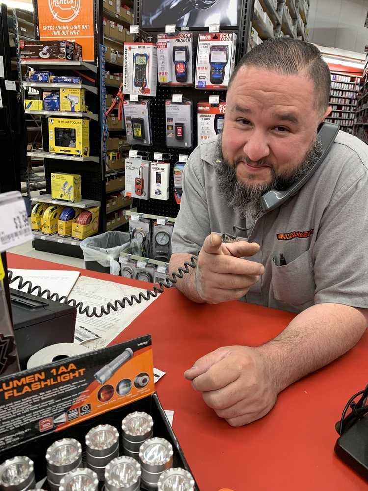 AutoZone Auto Parts: 411 W Main St, Clarksville, AR