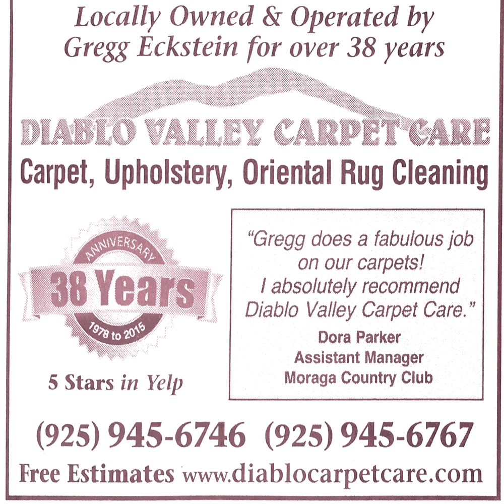 Diablo Valley Carpet Care - 10 Photos & 61 Reviews - Carpet Cleaning - 1199 Dunsyre Dr, Lafayette, CA - Phone Number - Yelp