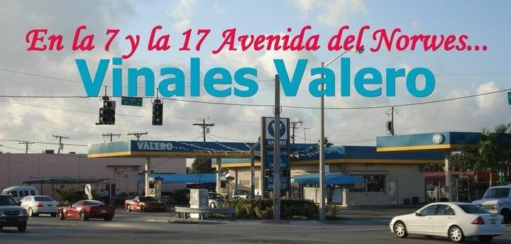 Viñales Valero: 1705 NW 7th St, Miami, FL