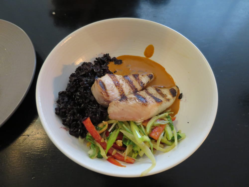 From rw 2016 lunch menu mahi mahi with chinese black for Gt fish and oyster chicago