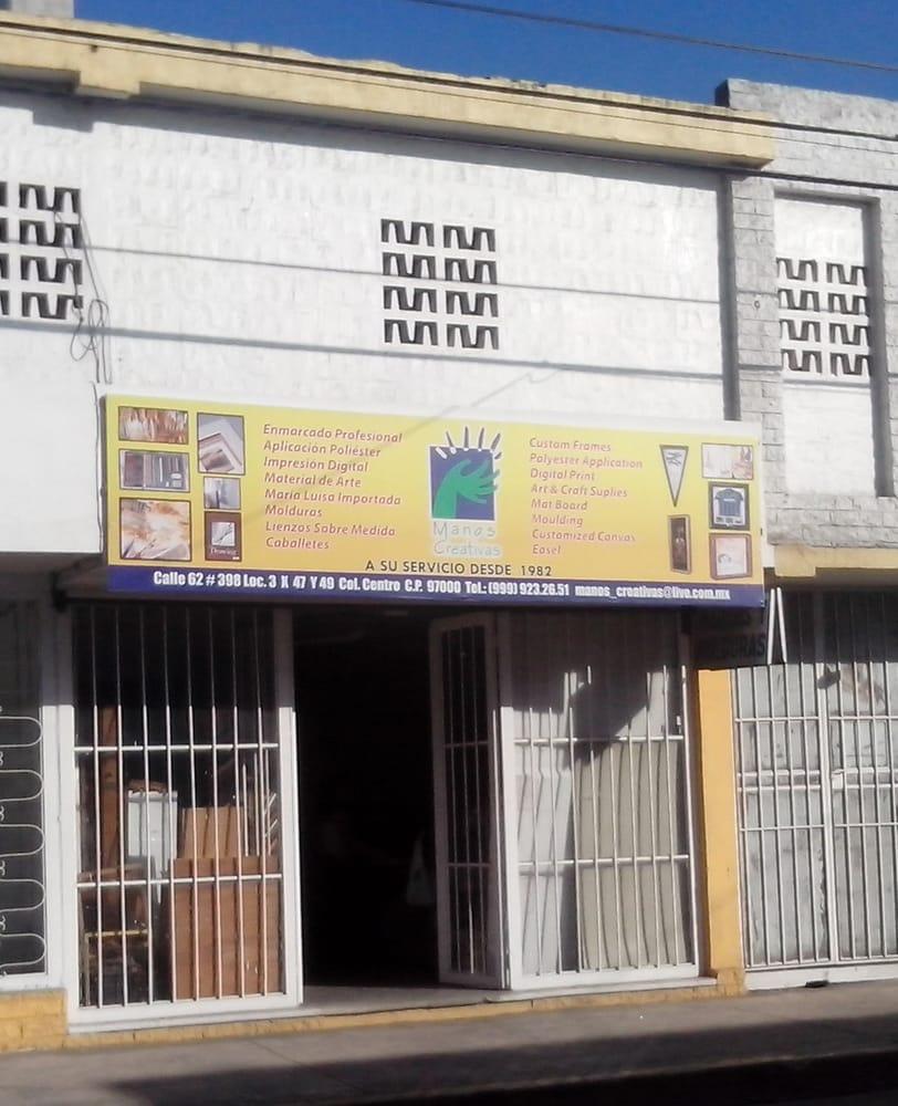 Manos Creativas - Enmarcado - Entre 47 y 49, Mérida, Yucatán ...
