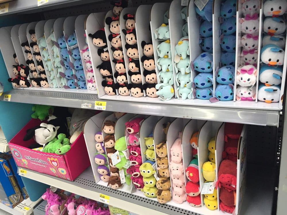Walmart Has Tsum Tsums Yelp