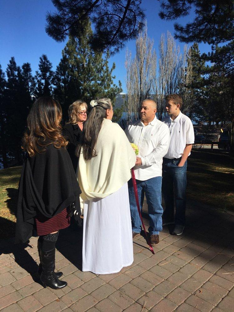 Irvalene Blount - Lake Tahoe Wedding Minister