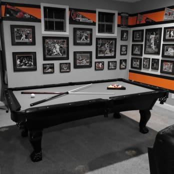 Photo Of Admiral Pool Tables   Hayward, CA, United States. Black Duke,