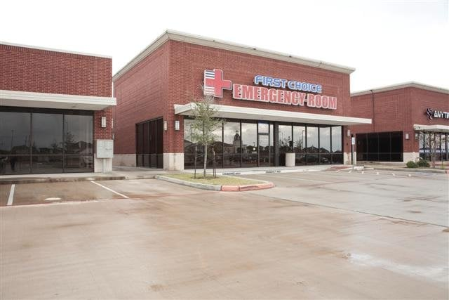 First Choice Emergency Room Pearland Tx