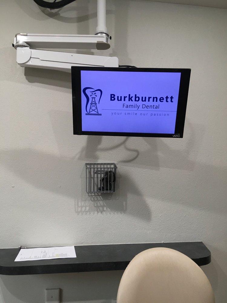 Dustin V Tassell, DDS - Burkburnett Family Dental: 115 N Ave D, Burkburnett, TX