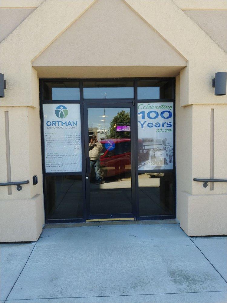 Ortman Chiropractic Clinic: 209 Main St, Canistota, SD