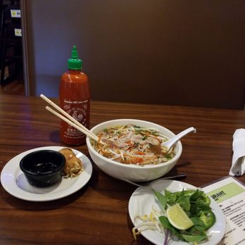 Photo Of Gion Restaurant New Hope Mn United States Pho And Eggrole