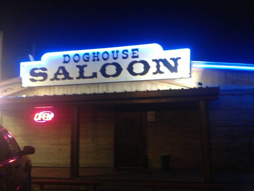 The Doghouse Saloon: 202 Hwy 31 E, Kilgore, TX