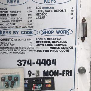 PCH Lock & Key Shop - (New) 58 Reviews - Keys & Locksmiths