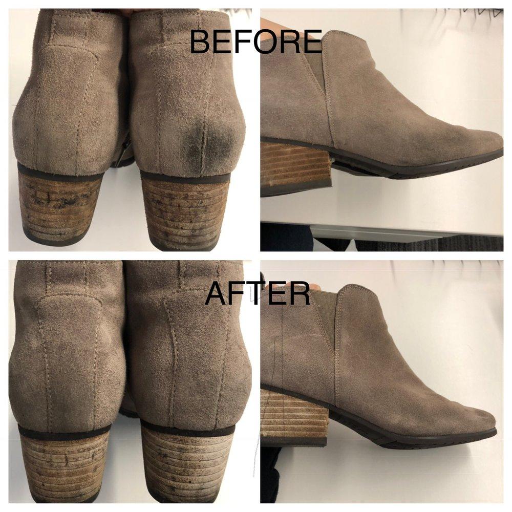 Shoe Wiz Instant Shoe Repair