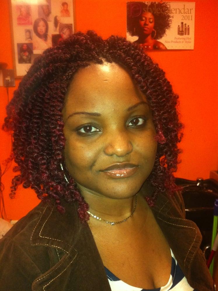 Bomb twist yelp for Bomb hair salon