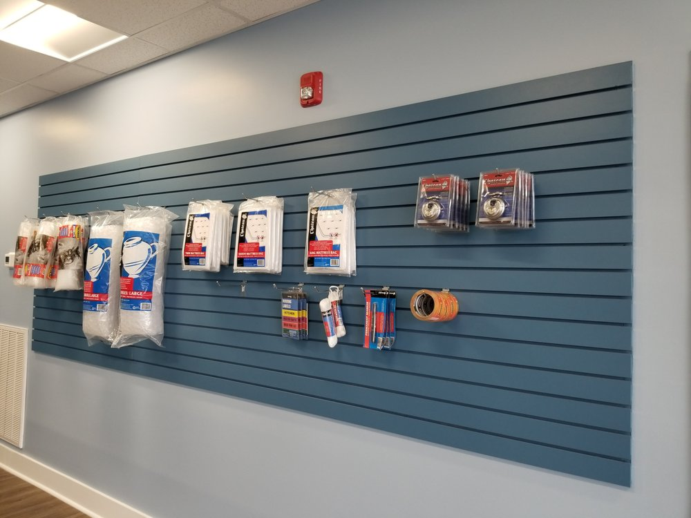 Leland Self Storage: 1218 W Gate Dr, Leland, NC