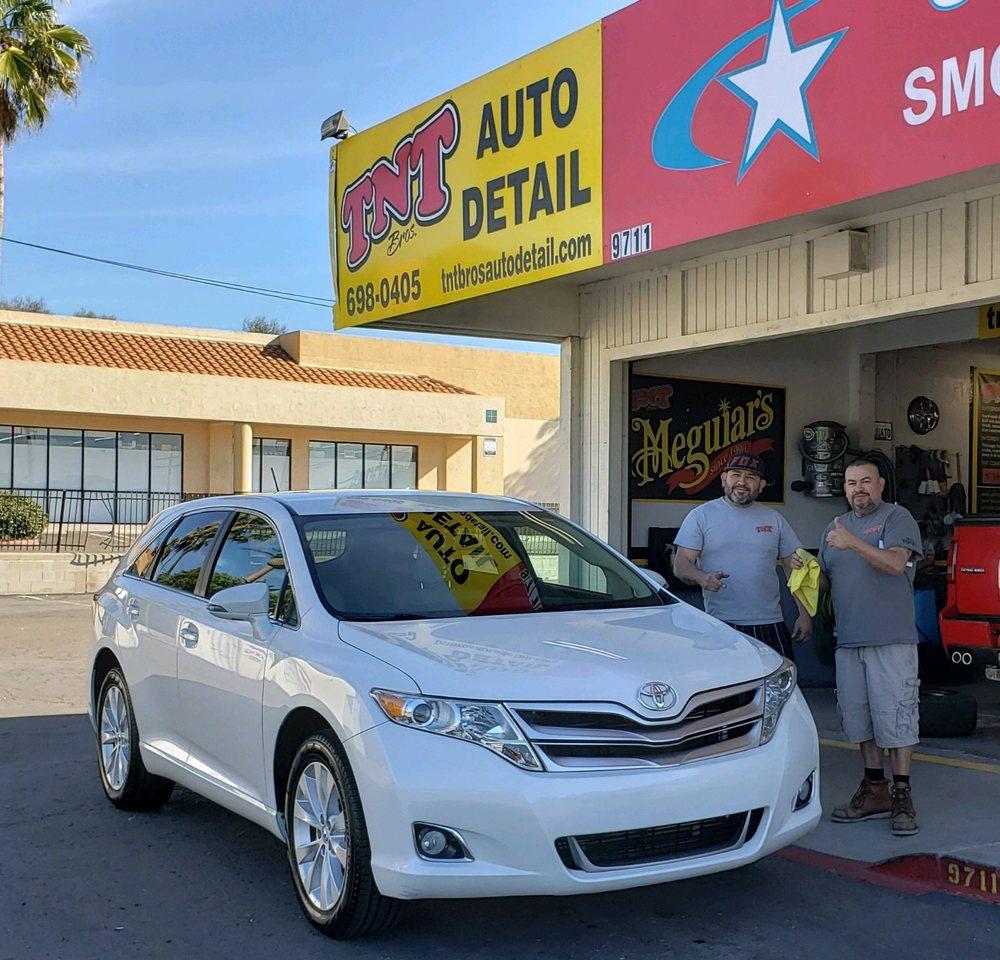 TNT Bros Auto Detail Center: 9711 Campo Rd, Spring Valley, CA