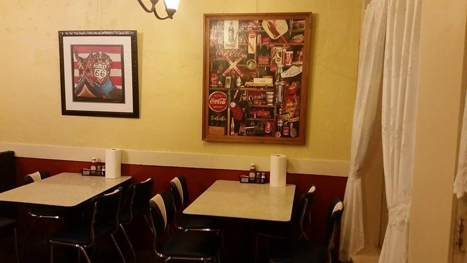 Second Street Diner: 18 2nd St, Vanceburg, KY
