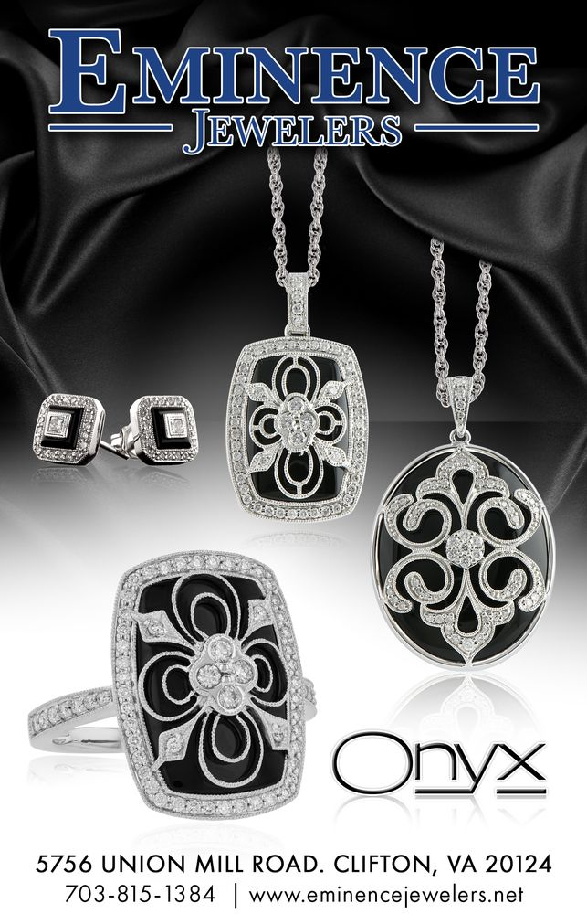 Eminence Jewelers: 5756 Union Mill Rd, Clifton, VA