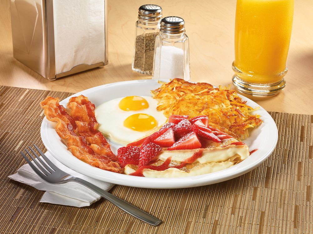 Food from Denny's