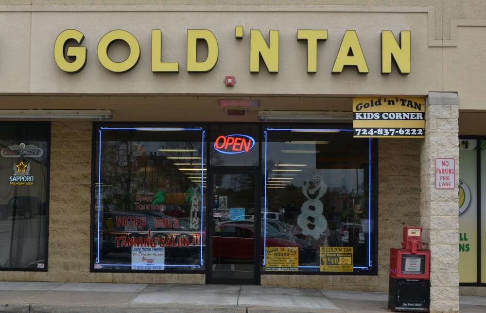 Gold 'N Tan: 660 E Pittsburgh St, Greensburg, PA