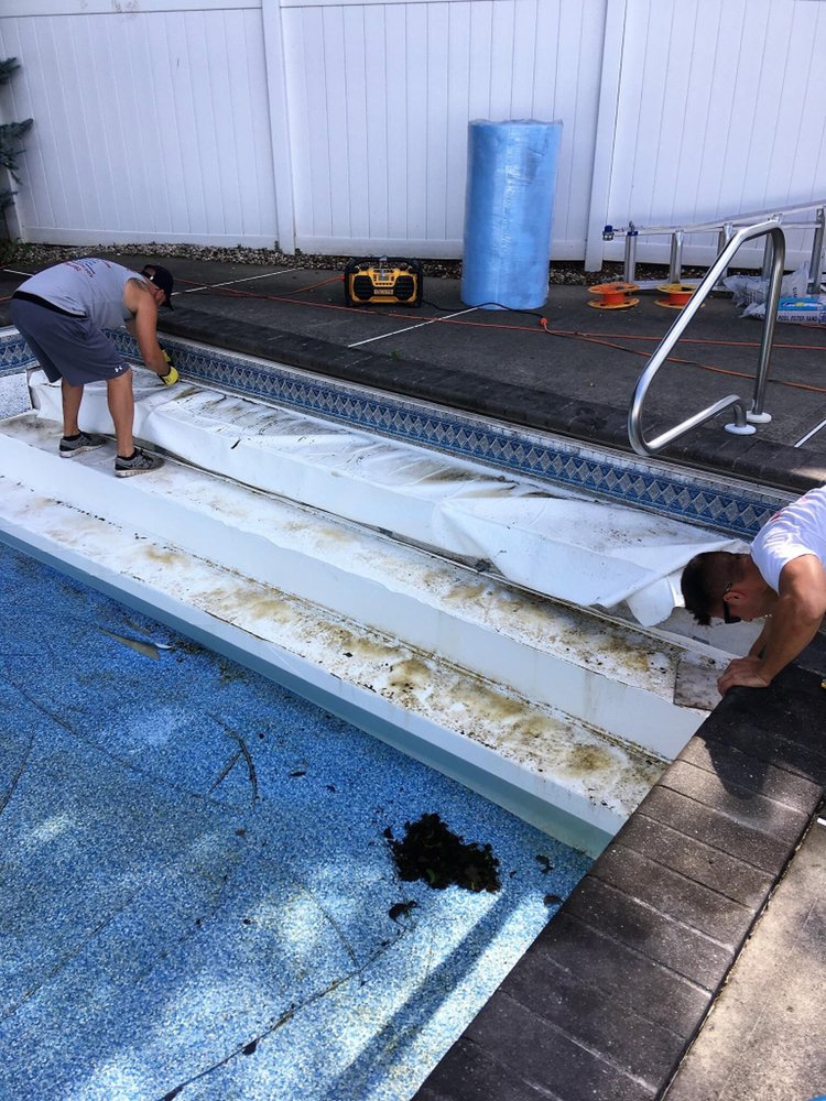 Gran Sasso Swimming Pool Services: 10 Walter Ct, Commack, NY