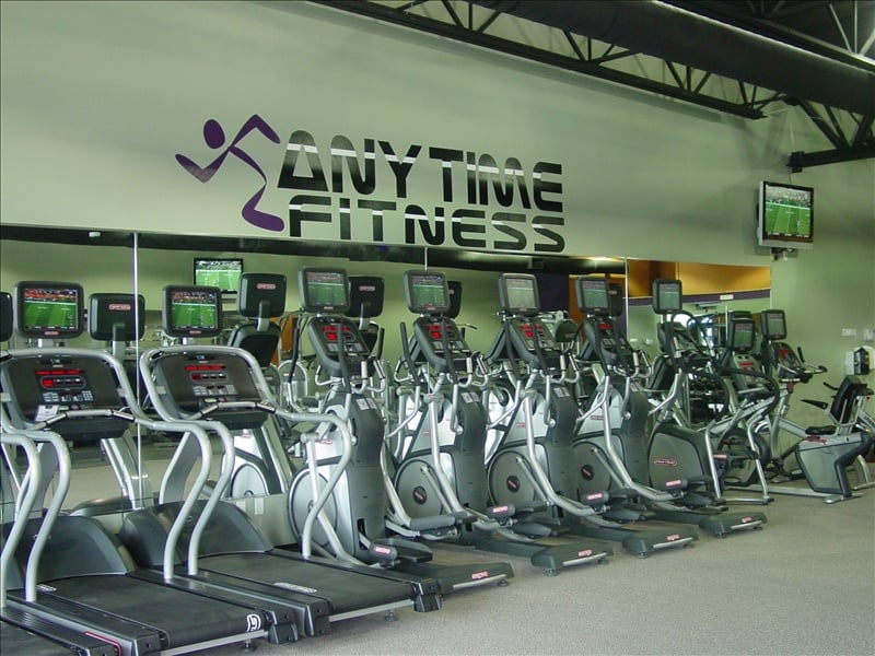 Anytime Fitness: 9653 Olio Rd, McCordsville, IN