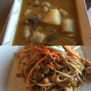 Thai Cafe Louisville Menu
