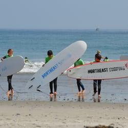 Photo Of Nantasket Beach Hull Ma United States Northeast Surfing Academy On
