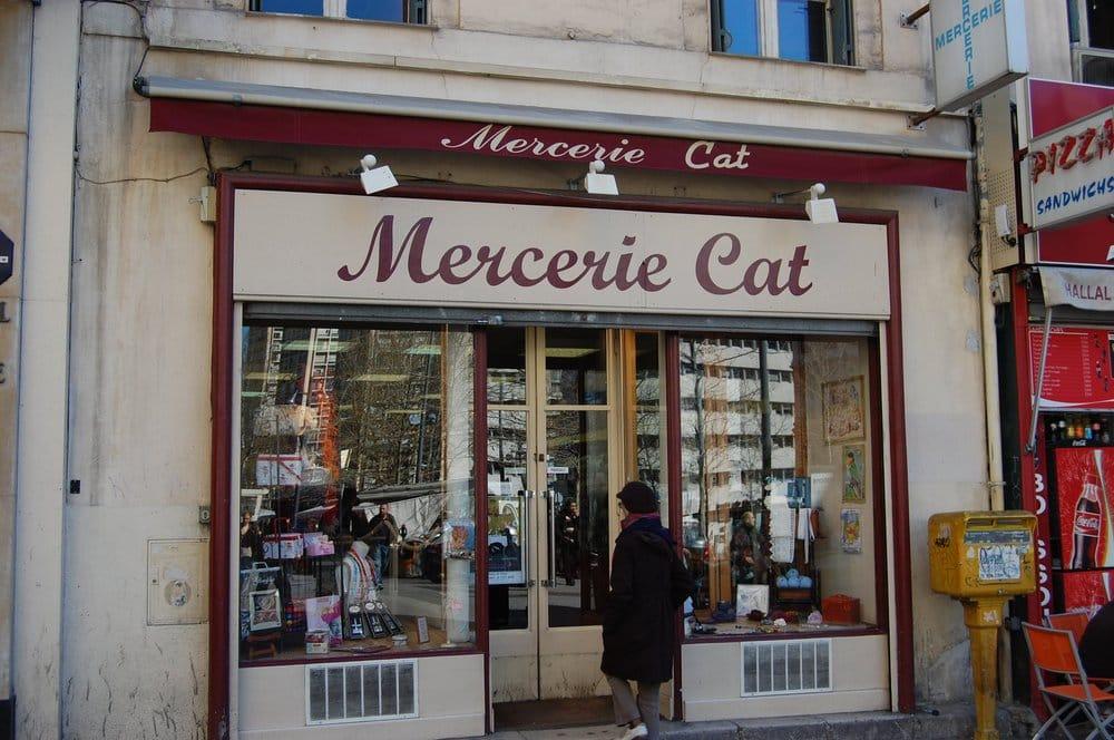 Mercerie Cat Marseille