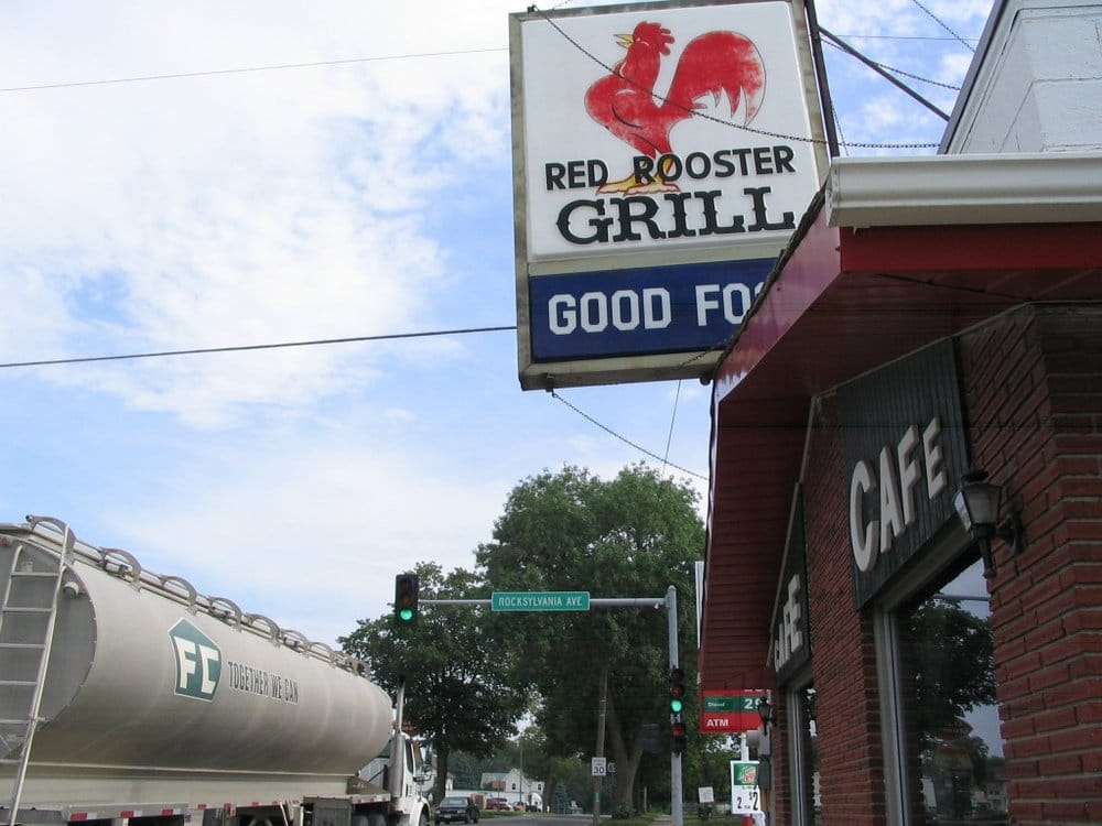 Red Rooster Grill: 424 Oak St, Iowa Falls, IA
