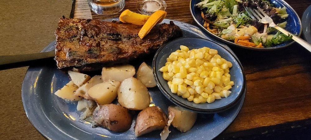 Duke's Slickrock Grill: 275 E Hwy 24, Hanksville, UT