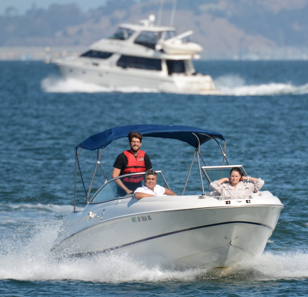 SF Powerboat Rentals
