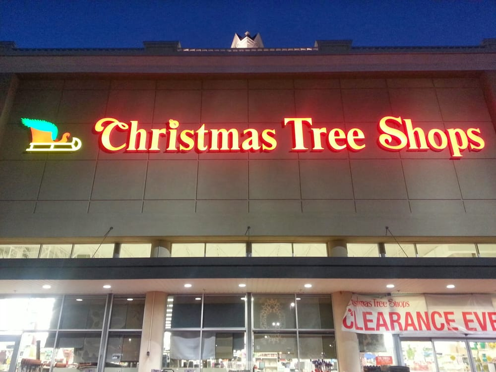 Christmas Tree Shops stores in Birmingham - Hours, locations and phones Find here all the Christmas Tree Shops stores in Birmingham. To access the details of the store (locations, store hours, website and current deals) click on the location or the store name.