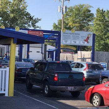 Johnny S Car Wash  Beechmont Ave Cincinnati Oh