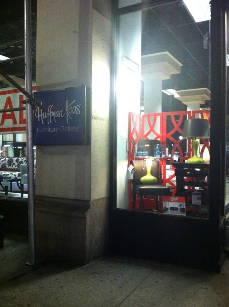 Huffman Koos Furniture Gallery Closed Furniture Stores