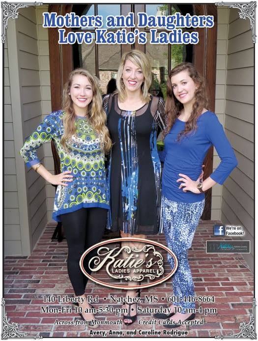 Katie's Ladies Apparel: 140 Liberty Rd, Natchez, MS