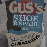 Gus S Shoe Repair  E Main St Richmond Va