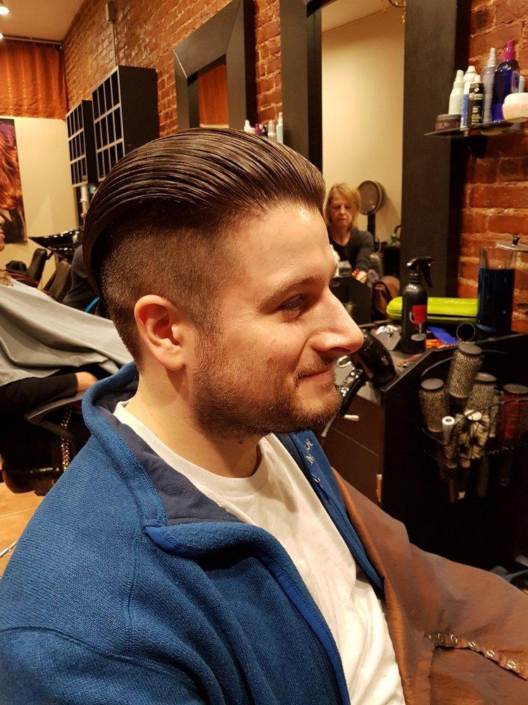 Mans Haircut By Regina Yelp