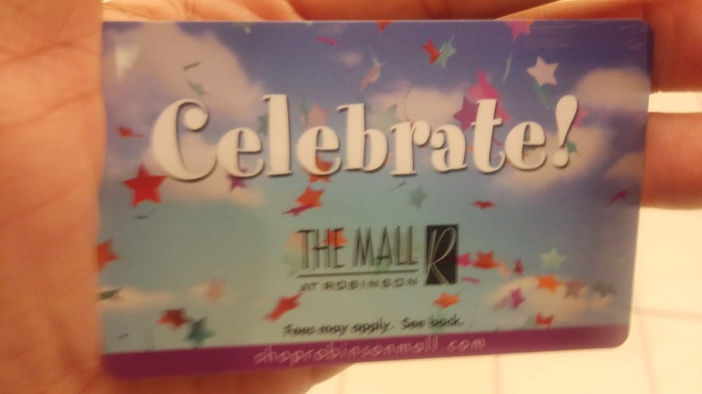 Free Gift Card During Your Birthday Month Sign Up For Simon Rewards