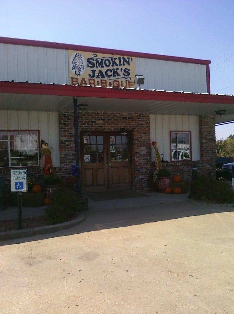 Smokin' Jack's Bar B Que: 1023 US Highway 80 W, Demopolis, AL