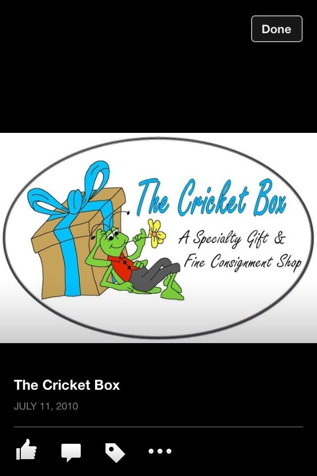 Cricket Box Gifts and Consignment: 3040 Halls Ferry Rd, Vicksburg, MS