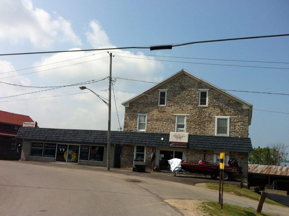 Wright's Sporting Goods & Marine: 115 Main St, Morristown, NY