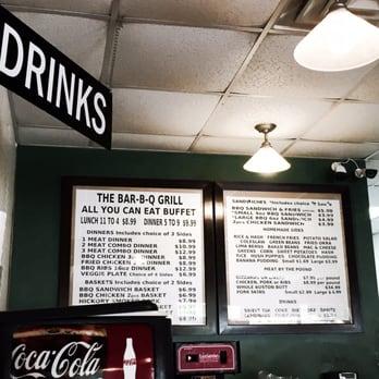 Photo Of The Bar B Q Grill Ridgeland Sc United States