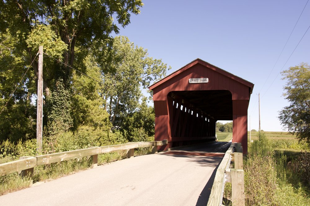 Swartz Covered Bridge: County Hwy 130 A, Nevada, OH