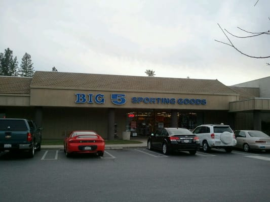 This is a complete list of all Big 5 Sporting Goods locations, along with their geographic coordinates. Big Five Sporting Goods is an American retailer of name brand sporting goods and accessories. Big 5 Sporting Goods is headquartered in El Segundo, California and has .
