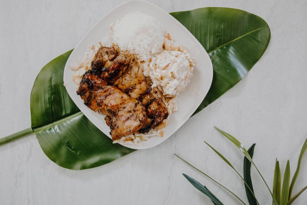 Mo' Bettahs Hawaiian Style Food: 855 W State St, Pleasant Grove, UT