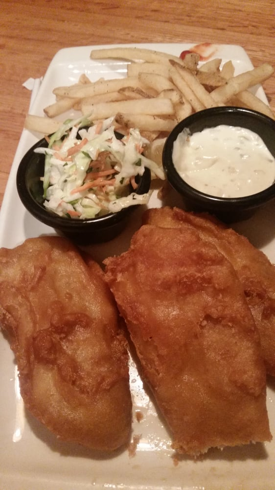 Fish chips yelp for Applebee s fish and chips