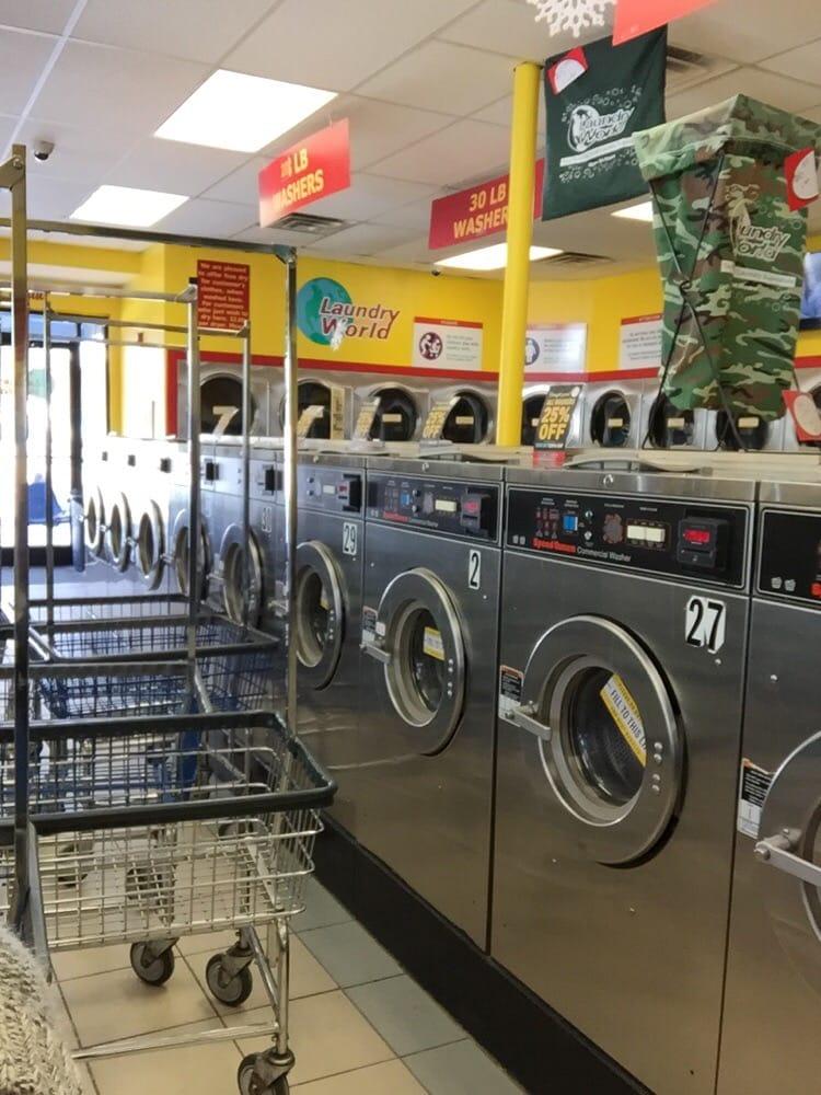 Laundry World: 6 Falmouth Street, Attleboro, MA